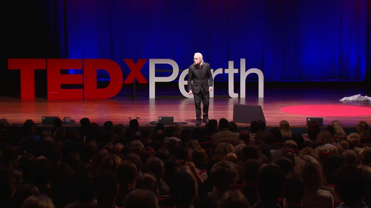 Question everything | John Robertson | TEDxPerth