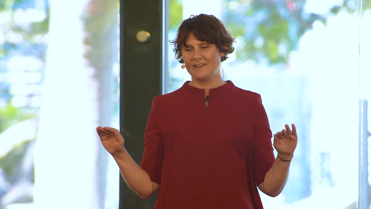 The simple truth for reversing climate change is right in front of us   Chantal Caruso   TEDxPerth