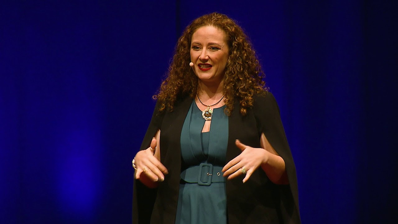 Date night is cheaper than a divorce | Amanda Lambros | TEDxPerth