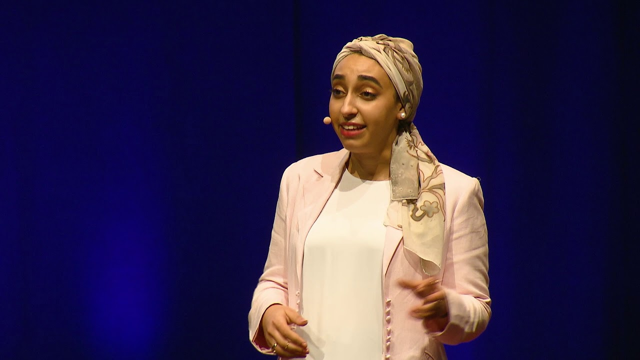The woman behind the hijab | Zena Ibrahim | TEDxPerth